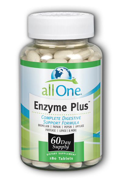 Image of Enzyme Plus Tablet