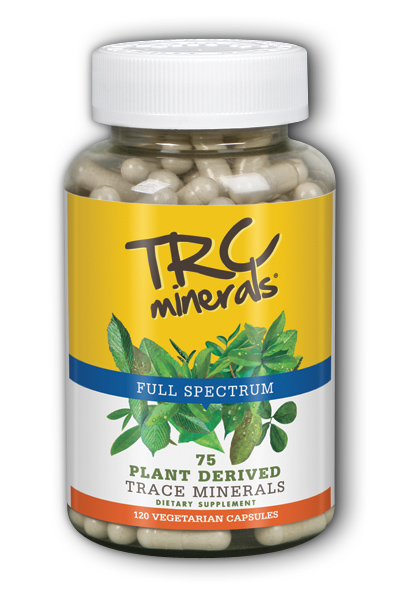 Image of TRC Minerals 75 Plant Derived Minerals CAPSULE