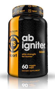 Image of Ab Igniter Black Fat Burner
