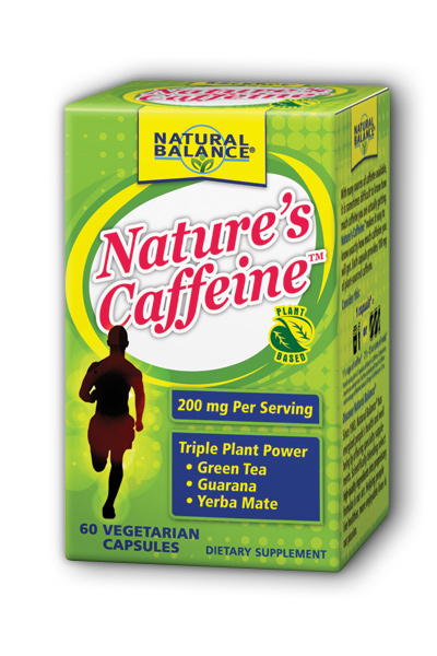 Image of Nature's Caffeine 100 mg