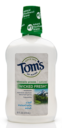 Image of Mouthwash Wicked Fresh! Cool Mountain Mint