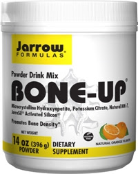 Image of Bone-Up Powder Drink Mix, Orange Flavor