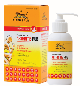 Image of Tiger Balm Arthritis Rub