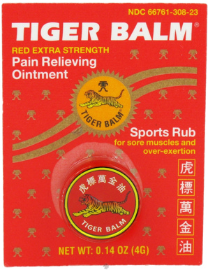 Image of Tiger Balm Extra Strength Red