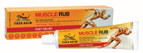 Image of Tiger Balm Muscle Rub