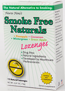Image of Smoke Free Naturals Lozenges Assorted