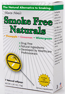 Image of Smoke Free Naturals Lollipops Assorted