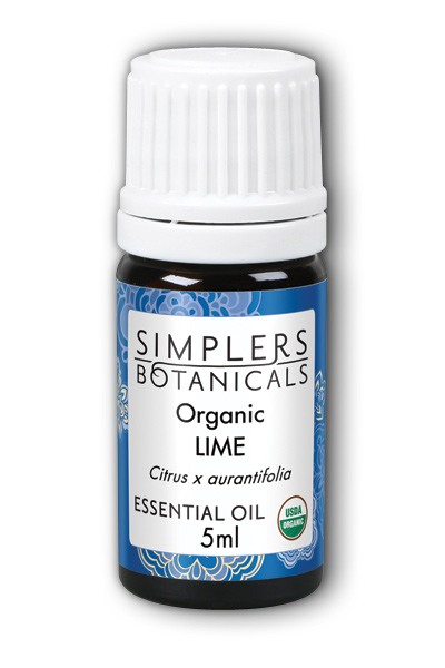 Image of Essential Oil Lime Oil Organic