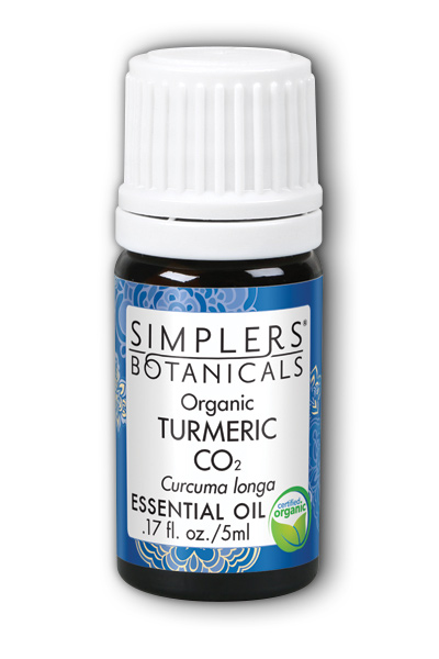 Image of Essential Oil Turmeric CO2 Oragnic