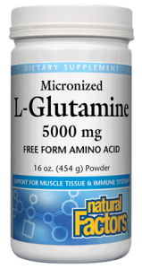 Image of Micronized L-Glutamine 5000 mg Powder