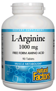 Image of L-Arginine 1000 mg Tablet