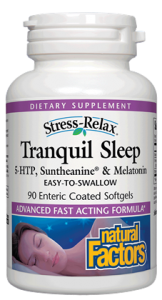 Image of Stress Relax Tranquil Sleep Softgel