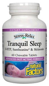 Image of Stress Relax Tranquil Sleep Chewable Tropical