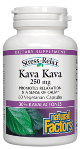 Image of Stress Relax Kava Kava 250 mg