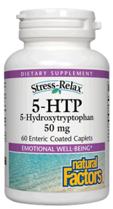 Image of Stress Relax 5-HTP 50 mg