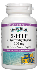 Image of Stress Relax 5-HTP 100 mg