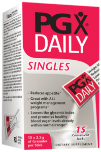 Image of PGX Daily Singles Granules Packet