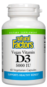 Image of Vegan Vitamin D3 5,000 IU