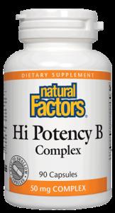 Image of Hi Potency B Complex 50 mg