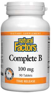 Image of Complete B 100 mg Time Release