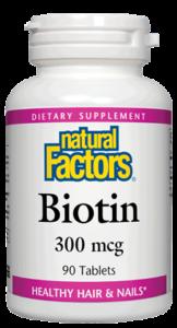 Image of Biotin 300 mcg