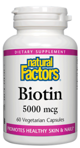 Image of Biotin 5000 mcg