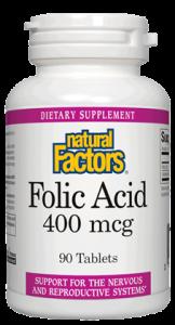 Image of Folic Acid 400 mcg