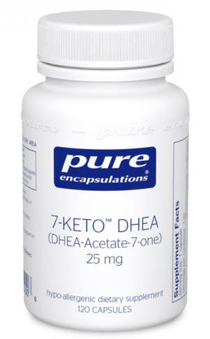 Image of 7-Keto DHEA 25 mg