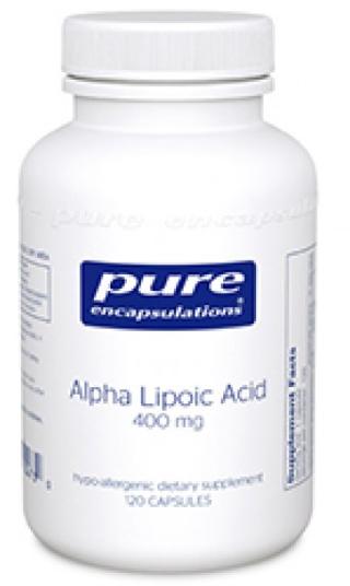 Image of Alpha Lipoic Acid 400 mg