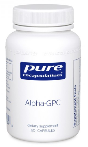 Image of Alpha-GPC 200 mg