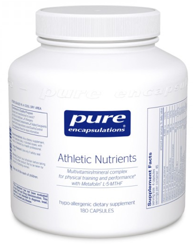 Image of Athletic Nutrients Multivitamin/Mineral Complex