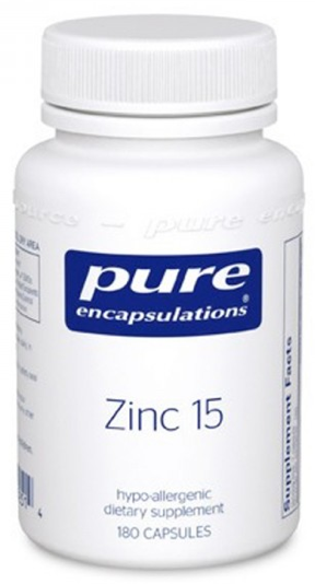 Image of Zinc 15 mg (Picolinate)