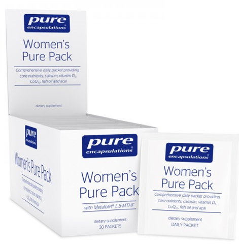 Image of Women's Pure Pack Multivitamin & Mineral Complex