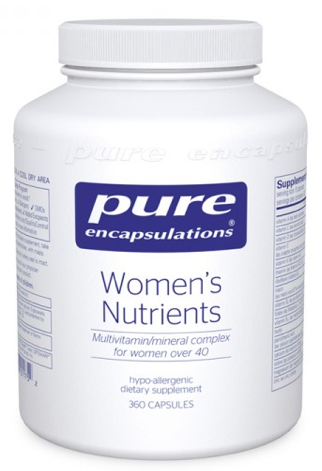 Image of Women's Nutrients 40 + Multivitamin/Mineral Complex
