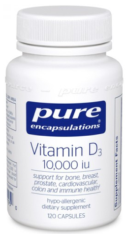 Image of Vitamin D3 10,000 IU