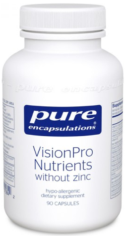Image of VisionPro Nutrients (without zinc)