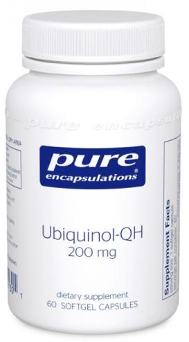 Image of Ubiquinol-QH 200 mg