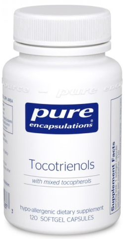 Image of Tocotrienols with Mixed Tocopherols