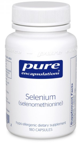 Image of Selenium (selenomethionine) 200 mcg