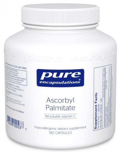 Image of Ascorbyl Palmitate 450 mg