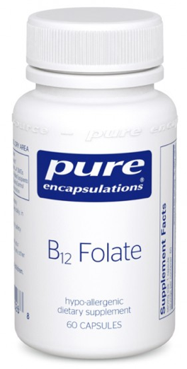 Image of B12 Folate