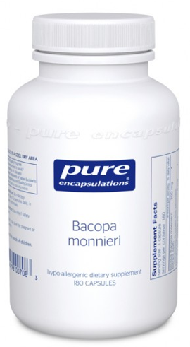Image of Bacopa monnieri 200 mg