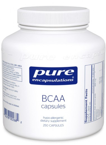 Image of BCAA Capsules