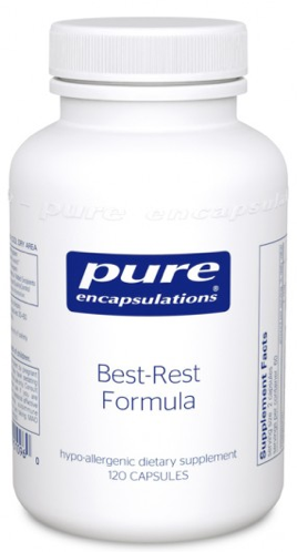 Image of Best-Rest Formula