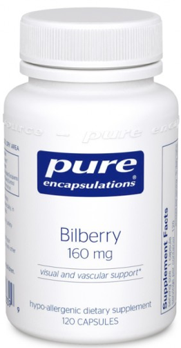 Image of Bilberry 160 mg