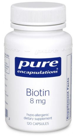Image of Biotin 8 mg