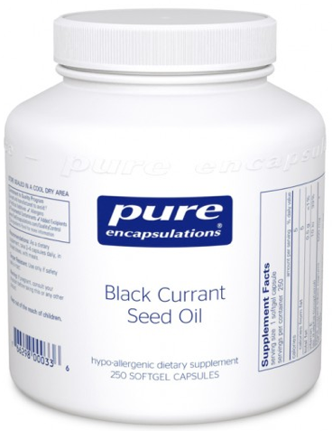 Image of Black Currant Seed 500 mg