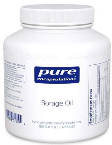 Image of Borage Oil 1,000 mg