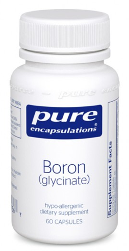 Image of Boron (gylcinate) 2 mg