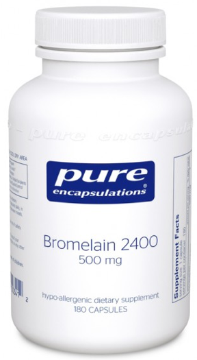 Image of Bromelain 2400 500 mg